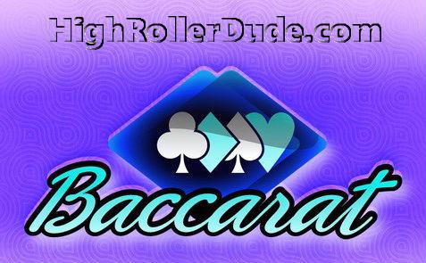 High Roller Casinos Baccarat