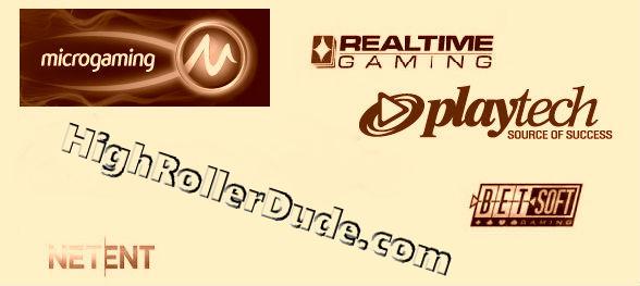 Soft Developers for High Roller Casinos